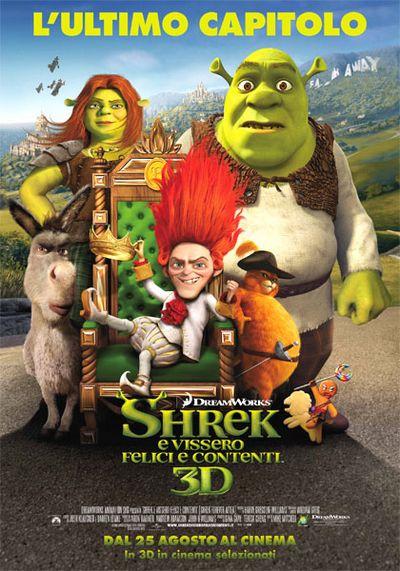 Shrek: e vissero felici e contenti