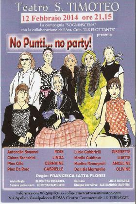 No punti… No party!