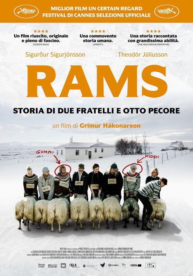 Rams – Storie di due fratelli e otto pecore